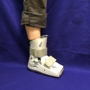 Da Vinci Foot & Ankle Bunion Surgery Boot
