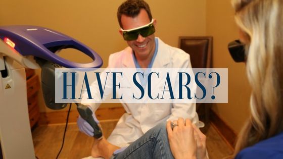 Laser Treatment For Scars – Da Vinci Foot and Ankle