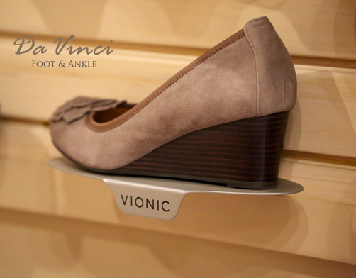 Da Vinci Foot and Ankle Shoes