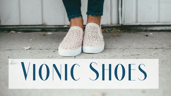 Oprah's Favorite Shoes- Vionic