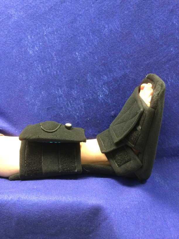 Da Vinci Foot and Ankle Night Splint Heel Pain