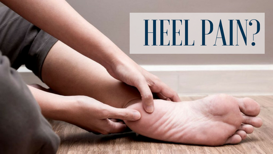 Could Your Pain Be a Heel Spur?