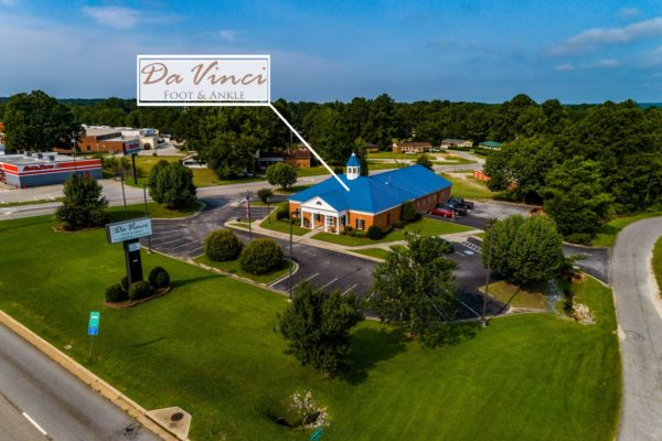 Augusta Podiatrist Da Vinci Foot and Ankle West Augusta