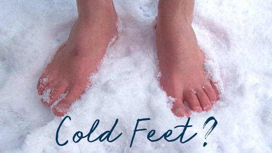 5 Surprising Reasons Your Feet Are Always Cold