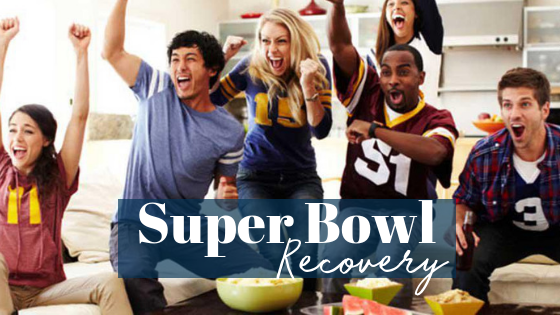 6 Tips for Post Super Bowl Foot Recovery