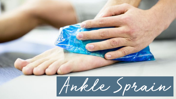 Ankle Sprains – 3 Quick Relief Tips