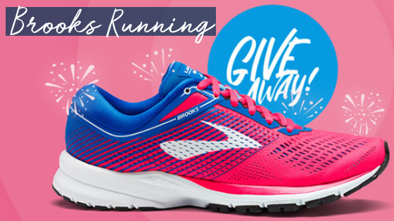 Brooks Running Shoes GIVEAWAY