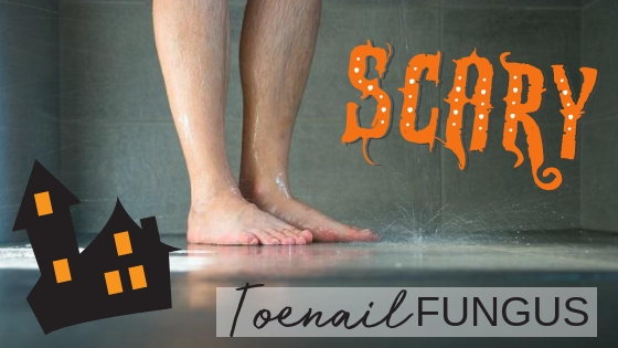 Scariest Thing This Halloween: Toenail Fungus