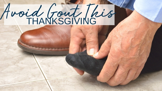 Avoid Gout This Thanksgiving