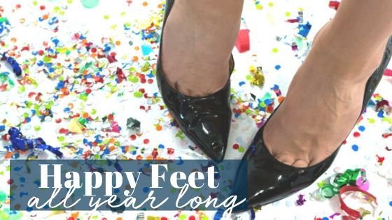 Healthy, Happy Feet for the Next 10 Years