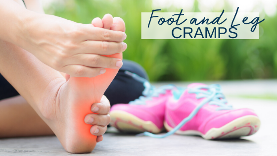 Foot Cramps – Why They Happen and What To Do