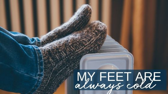 It's Hot Out – Why Are My Feet So Cold?